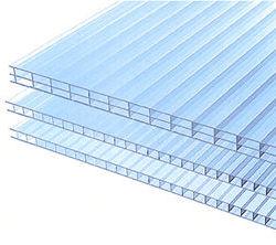 Lastre trasparenti in policarbonato